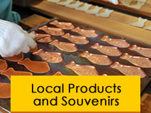 Local Products and Souvenirs